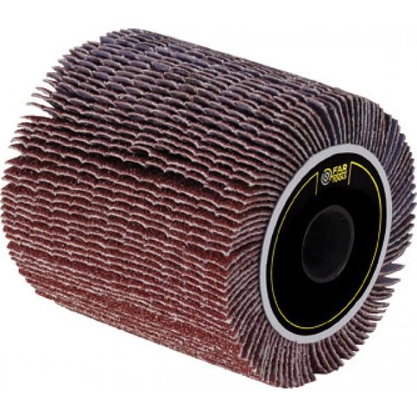 Cilindras Abrazyviniai lapeliai. Cilindras  (plxd) 100x120mm
