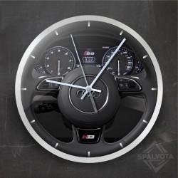 "Laikrodis ""Audi#3"""