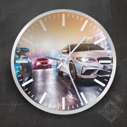 "Laikrodis ""BMW#8"""