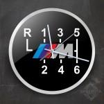 "Laikrodis ""BMW#1"""